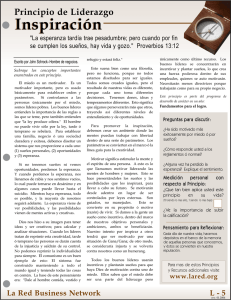 40 Principios SP.qxd - La Red Business Network