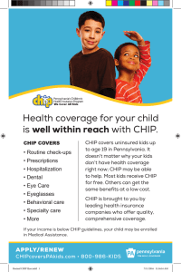 Health coverage for your uninsured child is well within reach.