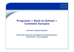 Back to school ppt