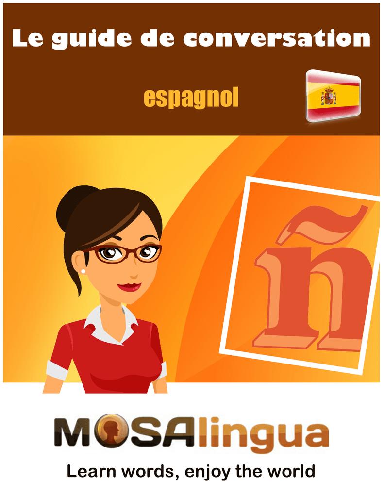 mosalingua espagnol gratuit