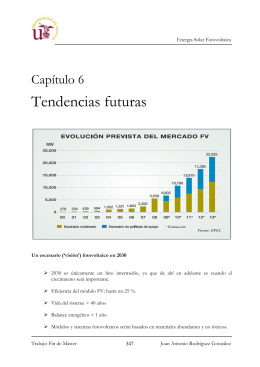 C6 Tendencias futuras