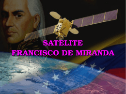 satelite francisco de miranda