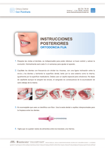Ortodoncia fija - Clínica Dental Can Parellada