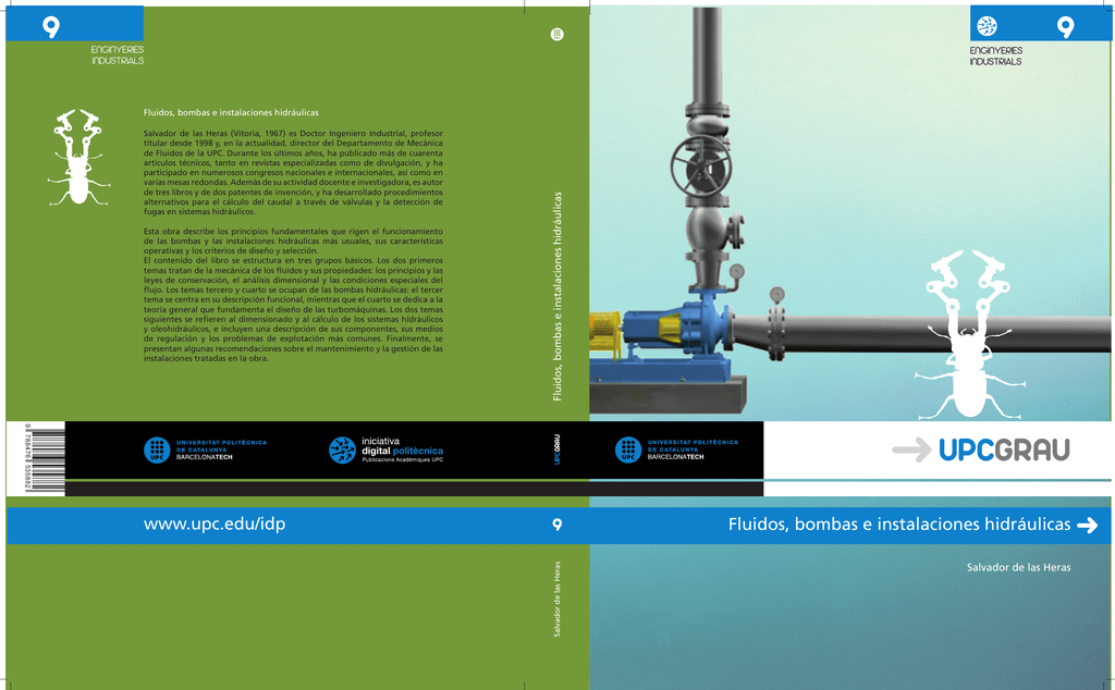 Fluidos, bombas e instalaciones hidráulicas