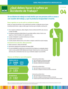 04.- Procedimiento Accidente del Trabajo