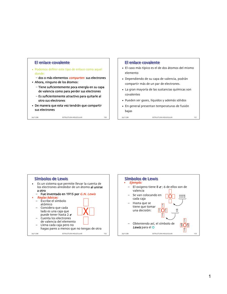 003 Estructura Molecular