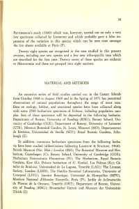 PETTERSSON`S study (1960) which was, however, carried out on