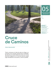 Cruce de Caminos - CEC international