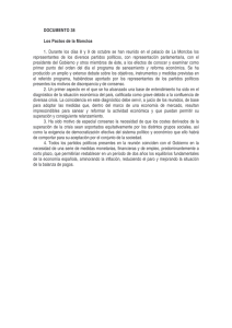 DOCUMENTO 38 - Pactos Moncloa