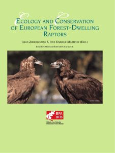 ECOLOGY AND CONSERVATION OF EUROPEAN FOREST