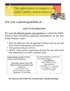 Are you a parent/guardian at… The opportunity to improve your