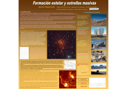 Westerlund 1 - Universidad de Alicante