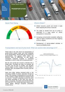 Global Transportation Report