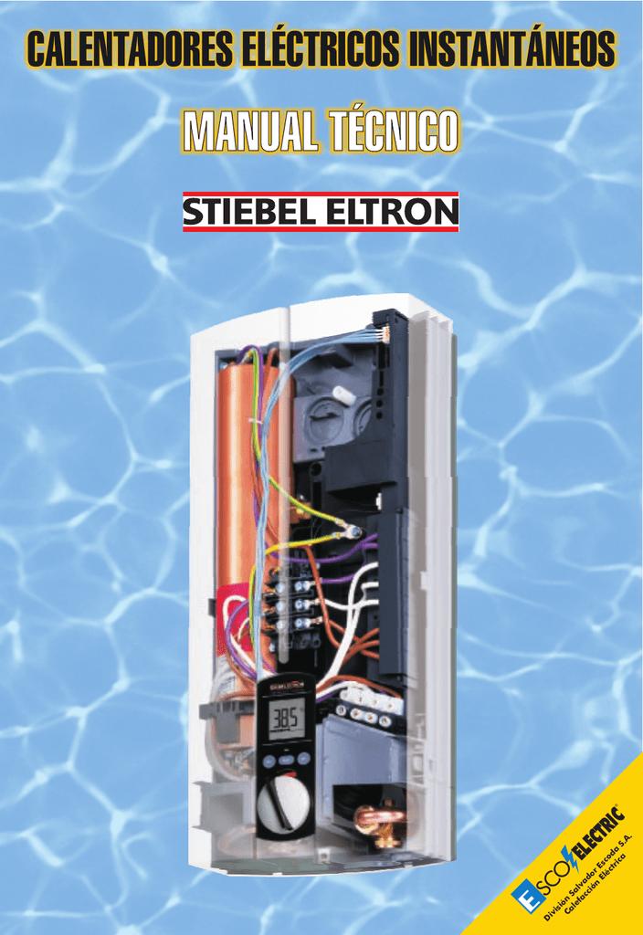 2,0 kW antes del fregadero instalaci/ón bajo presi/ón agua Calefacci/ón el/éctrica de agua de 15 litros