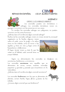 ANIMALS - Informacionpadresmadresprimary2