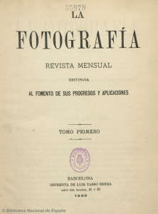 revista mensual - Hemeroteca Digital