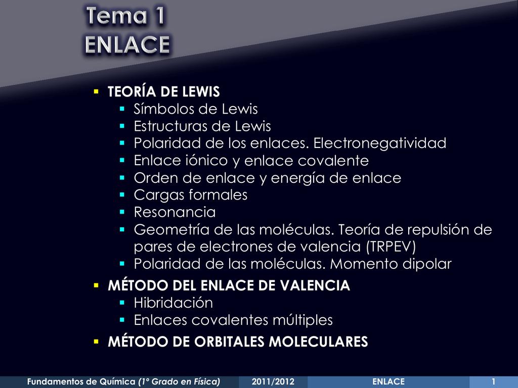 Teoría De Lewis Símbolos De Lewis Estructuras De Lewis