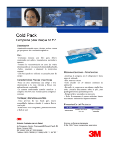 Hoja Técnica Cold Pack [Compatibility Mode]