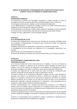 Manual - Facultad de Ciencias Médicas