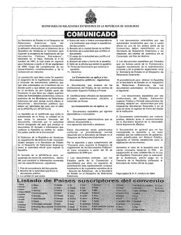 Apostilla De La Haya Comunidad De Madrid