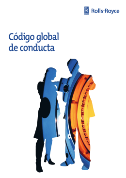 Código global de conducta - Rolls