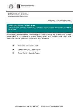 Introduccin al derecho facultad de ciencias politicas y se comunica nueva integracin del tribunal fandeluxe Gallery