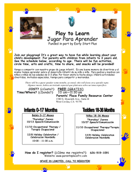 Play to Learn Jugar Para Aprender