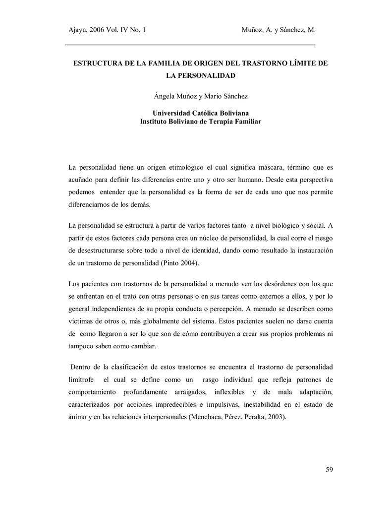 Artículo Muñoz