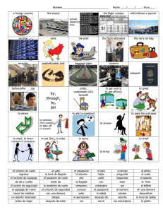 for, through, by, per
