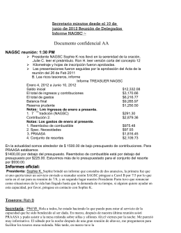 Documento confidencial AA