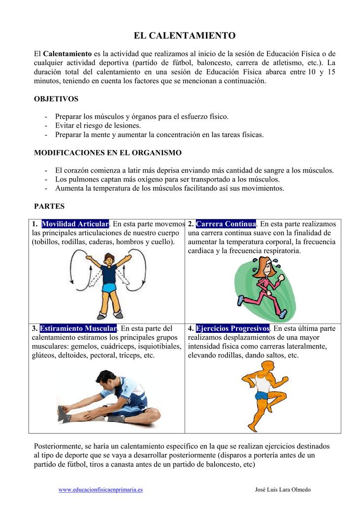 que es movilidad articular en educacion fisica