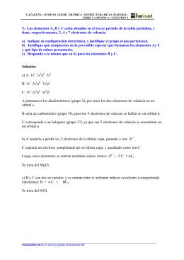 Qumica 209 ejercicios resueltos objetivo 1 1 cul elemento 5 los elementos a b y c estn situados en el tercer perodo urtaz Choice Image