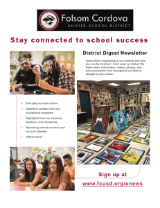 Stay connected to school success