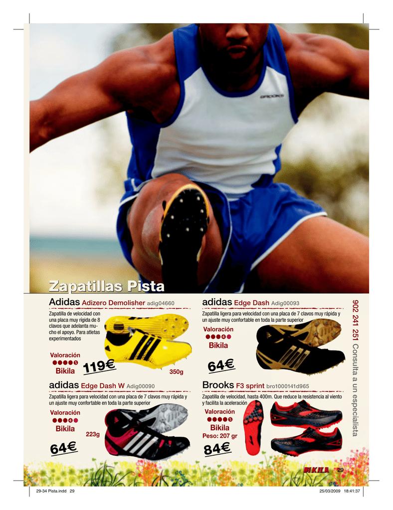 Zapatillas de clavos para salto de longitud BIKILA
