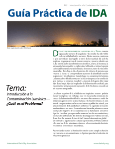 Practical Guide-Light Pollution-Spanish.indd