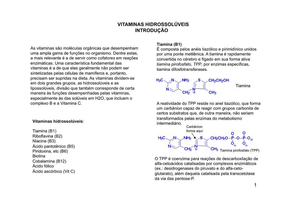 Que es niacina pdf