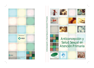 anticoncepcion y salud sexual en atencion primaria (2014)
