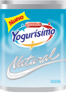 Yogurísimo Natural