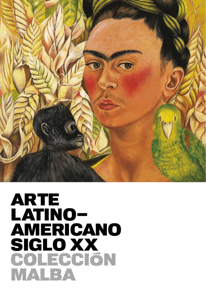 Arte Latino Americano Siglo Xx Coleccion Malba