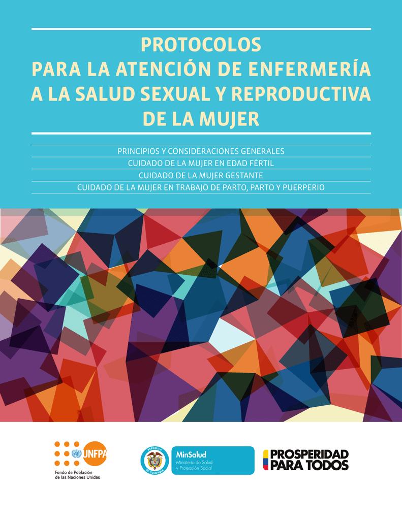 Protocolos-de-enfermeria - Ministerio de Salud y Protección Social
