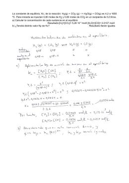 Estequiometría: cálculos con fórmulas y ecuaciones químicas