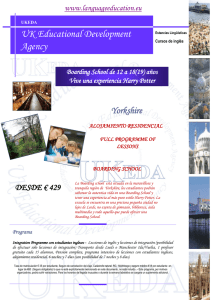 UK Educational Development Agency