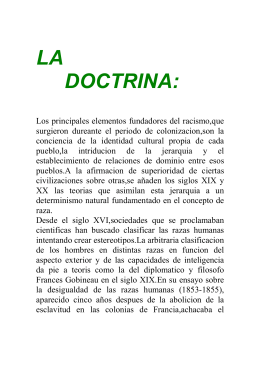 LA DOCTRINA: