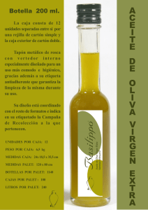 Botella 200 ml.