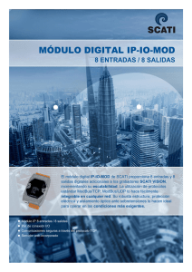 módulo digital ip-io-mod