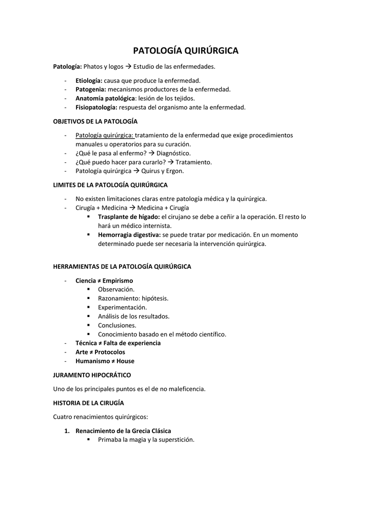 4 Patología Quirúrgica TO 2015-16