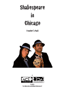 Shakespeare in Chicago
