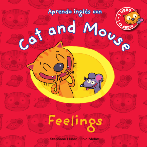 Cat and Mouse: Feelings (primeras páginas)