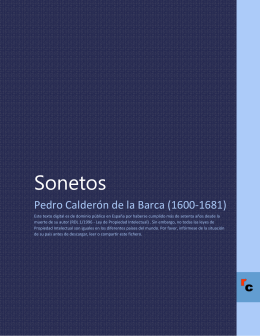 Sonetos - Espacio Ebook