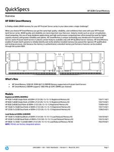 HP ProLiant Gen8 Troubleshooting Guide, Volume I